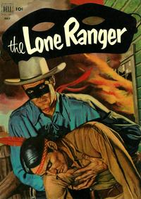 Cover Thumbnail for The Lone Ranger (Dell, 1948 series) #49