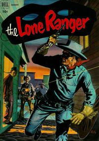 Cover Thumbnail for The Lone Ranger (Dell, 1948 series) #50