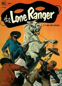 Cover Thumbnail for The Lone Ranger (Dell, 1948 series) #53