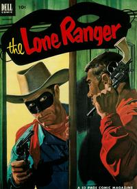 Cover Thumbnail for The Lone Ranger (Dell, 1948 series) #54