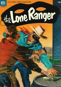 Cover Thumbnail for The Lone Ranger (Dell, 1948 series) #56