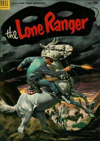 Cover Thumbnail for The Lone Ranger (Dell, 1948 series) #60