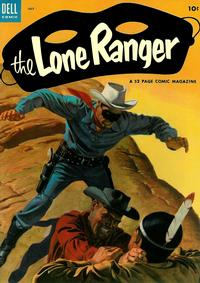 Cover Thumbnail for The Lone Ranger (Dell, 1948 series) #61