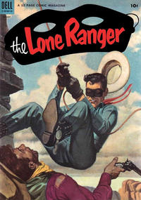 Cover Thumbnail for The Lone Ranger (Dell, 1948 series) #62