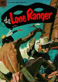 Cover Thumbnail for The Lone Ranger (Dell, 1948 series) #64