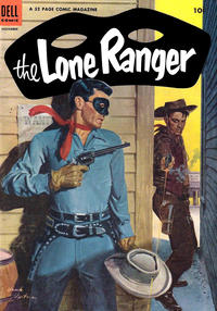 Cover Thumbnail for The Lone Ranger (Dell, 1948 series) #65