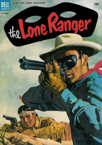 Cover Thumbnail for The Lone Ranger (Dell, 1948 series) #66