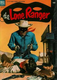 Cover Thumbnail for The Lone Ranger (Dell, 1948 series) #68