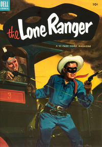 Cover Thumbnail for The Lone Ranger (Dell, 1948 series) #70