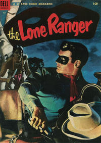 Cover Thumbnail for The Lone Ranger (Dell, 1948 series) #71
