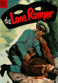 Cover Thumbnail for The Lone Ranger (Dell, 1948 series) #78