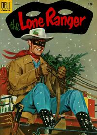 Cover Thumbnail for The Lone Ranger (Dell, 1948 series) #79