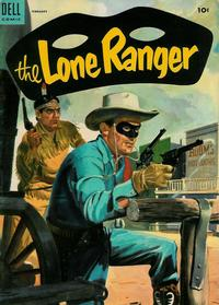 Cover Thumbnail for The Lone Ranger (Dell, 1948 series) #80