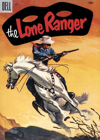 Cover Thumbnail for The Lone Ranger (Dell, 1948 series) #84