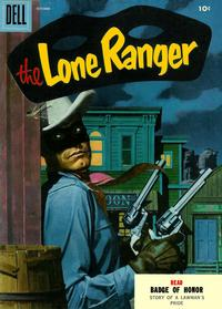 Cover Thumbnail for The Lone Ranger (Dell, 1948 series) #88