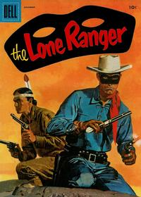 Cover Thumbnail for The Lone Ranger (Dell, 1948 series) #89