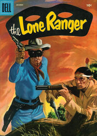 Cover Thumbnail for The Lone Ranger (Dell, 1948 series) #90