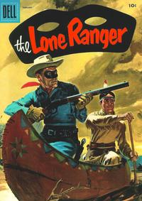 Cover Thumbnail for The Lone Ranger (Dell, 1948 series) #92