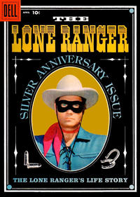 Cover Thumbnail for The Lone Ranger (Dell, 1948 series) #118
