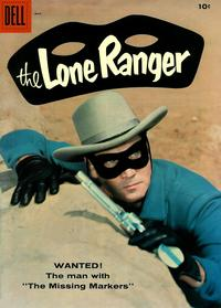 Cover Thumbnail for The Lone Ranger (Dell, 1948 series) #119