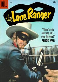 Cover Thumbnail for The Lone Ranger (Dell, 1948 series) #120