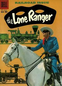 Cover Thumbnail for The Lone Ranger (Dell, 1948 series) #126