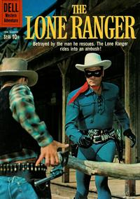 Cover Thumbnail for The Lone Ranger (Dell, 1948 series) #132