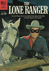 Cover Thumbnail for The Lone Ranger (Dell, 1948 series) #136