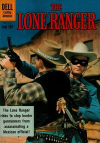 Cover Thumbnail for The Lone Ranger (Dell, 1948 series) #137