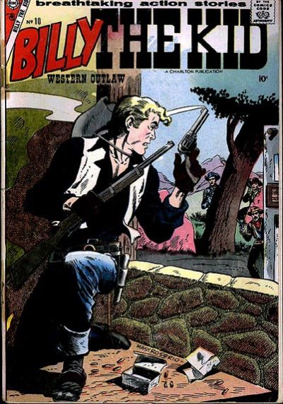 Cover for Billy the Kid (Charlton, 1957 series) #10