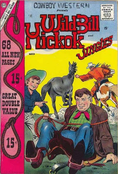Cover for Cowboy Western (Charlton, 1954 series) #67