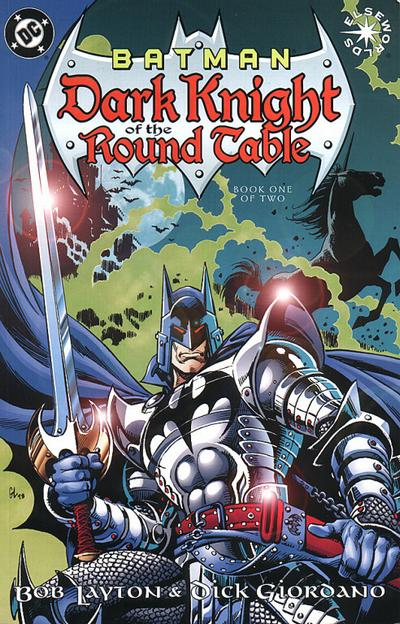 Cover for Batman: Dark Knight of the Round Table (DC, 1998 series) #1