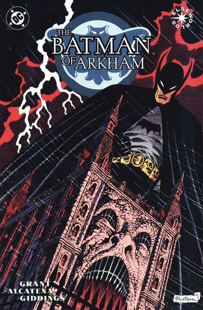 Cover for The Batman of Arkham (DC, 2000 series) #1