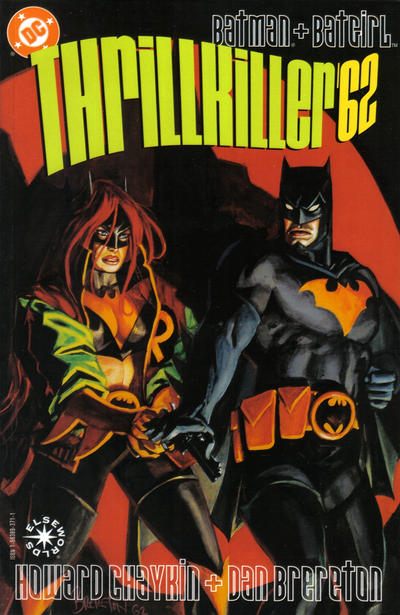 Cover for Thrillkiller '62 (DC, 1998 series)