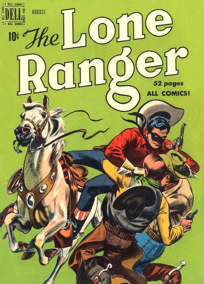 Cover for The Lone Ranger (Dell, 1948 series) #26
