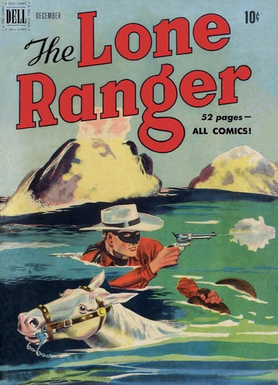 Cover for The Lone Ranger (Dell, 1948 series) #30