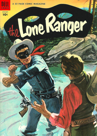 Cover for The Lone Ranger (Dell, 1948 series) #67