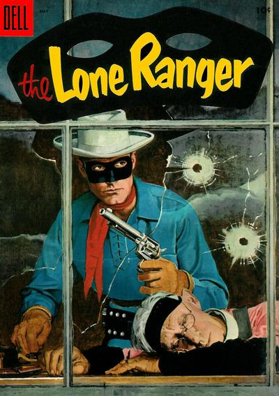 Cover for The Lone Ranger (Dell, 1948 series) #83