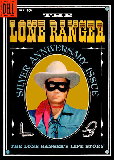 Cover for The Lone Ranger (Dell, 1948 series) #118