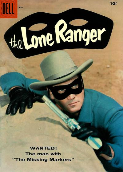 Cover for The Lone Ranger (Dell, 1948 series) #119
