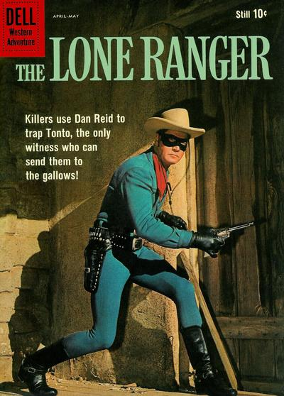 Cover for The Lone Ranger (Dell, 1948 series) #133