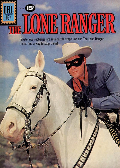 Cover for The Lone Ranger (Dell, 1948 series) #139