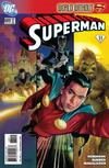 Cover for Superman (DC, 2006 series) #689