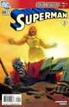 Cover for Superman (DC, 2006 series) #690
