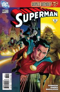 Cover Thumbnail for Superman (DC, 2006 series) #689