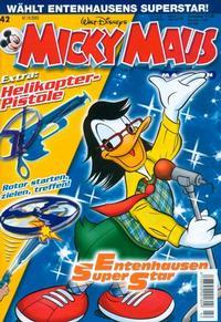 Cover Thumbnail for Micky Maus (Egmont Ehapa, 1951 series) #42/2003