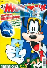 Cover Thumbnail for Micky Maus (Egmont Ehapa, 1951 series) #43/2003