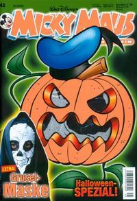 Cover Thumbnail for Micky Maus (Egmont Ehapa, 1951 series) #45/2003
