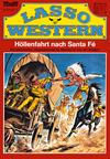 Cover for Lasso (Bastei Verlag, 1966 series) #2