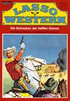 Cover for Lasso (Bastei Verlag, 1966 series) #10